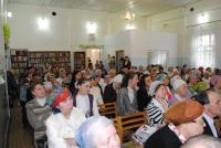 Пасхальное богослужение в Церкви «На Каменской»