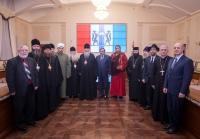 Владимир Городецкий обсудил с руководителями религиозных организаций региона вопросы укрепления гражданского единства в обществе