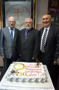 20 лет «Преображения»: церковь Академгородка  отпраздновала юбилей