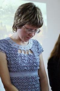 «С мечтой о служении»: Александра Кирсанова