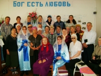 Церковь в г.Болотное