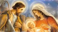 Сделайте рождественское поздравление детям